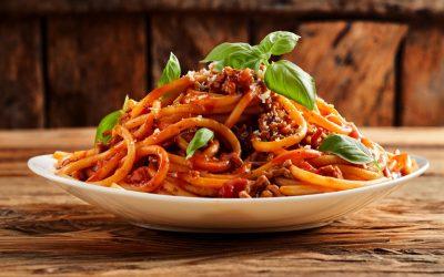 Rustic Farmhouse Spaghetti