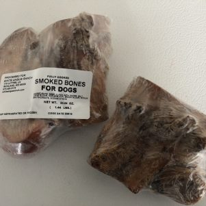 Smoked Dog Bones White Angus Ranch