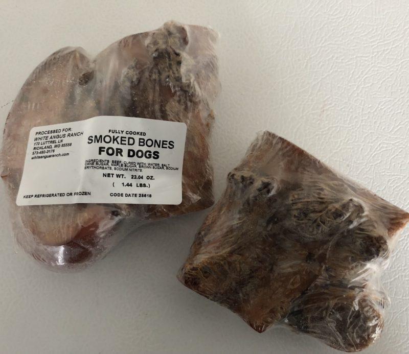 Smoked Dog Bones White Angus Ranch